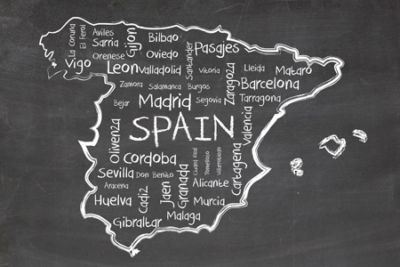 Motorhomes Collected from all regions of Spain