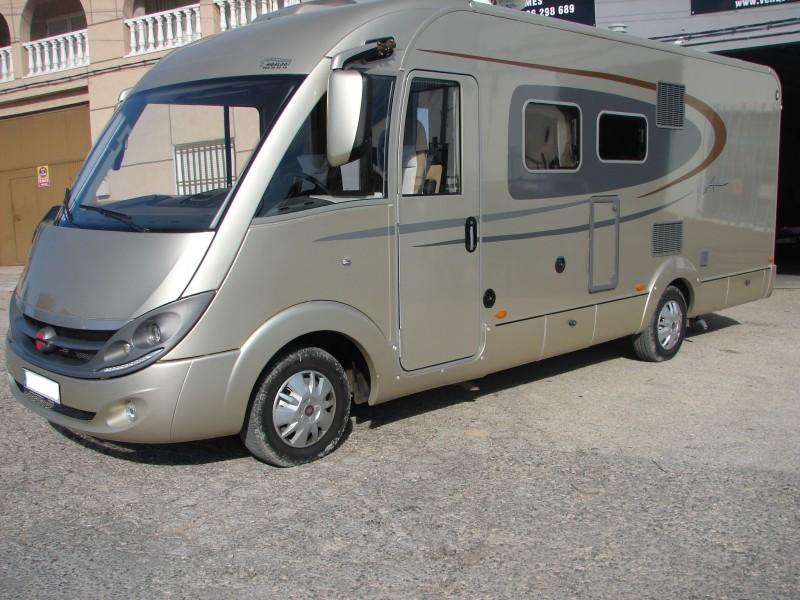 Campervans & Motor Homes (Caravanas) for Sale, Costa Blanca, Spain
