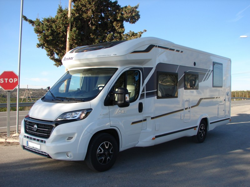 Campervans & Motor Homes (Caravanas) for Sale, Costa Blanca